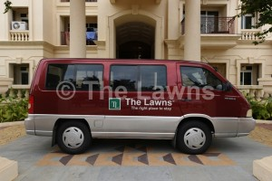 The Lawns Serviced apartments and corporate guest houses
