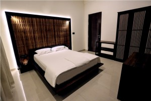 The Lawns serviced apartment Zen styled rooms